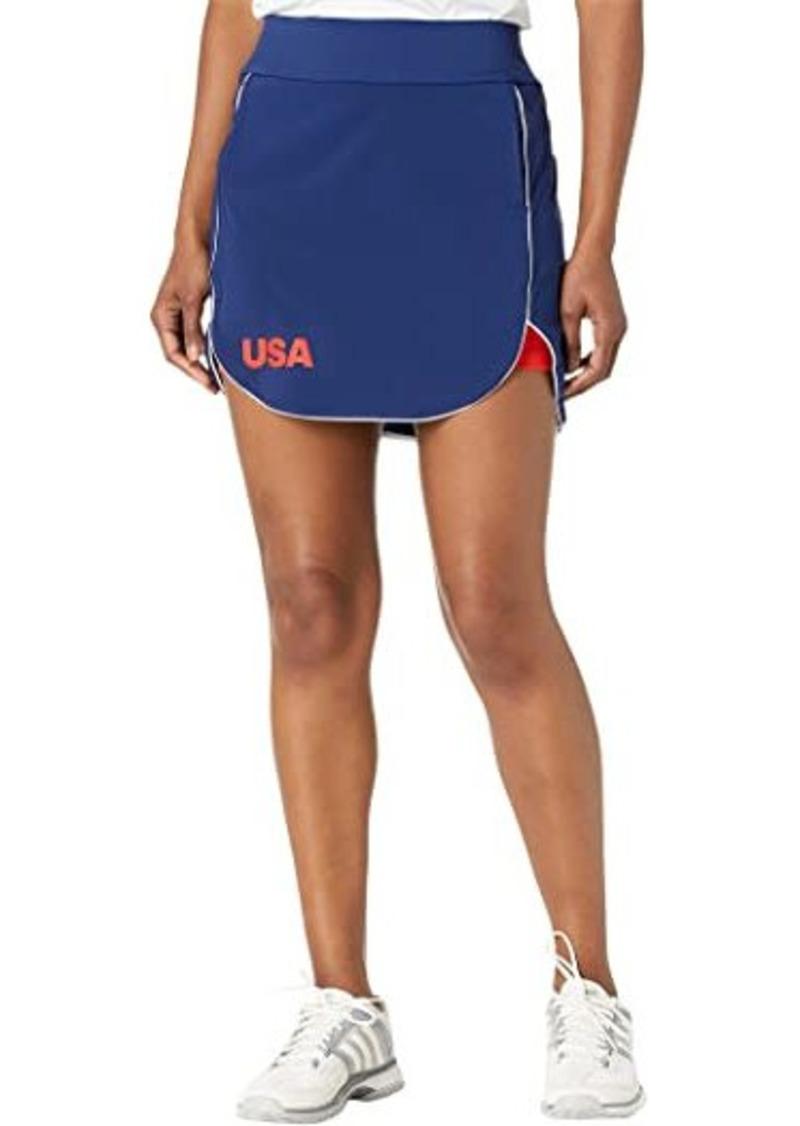 Adidas USA Solid Skort