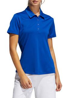 Women's Adidas Golf Performance Primegreen Polo
