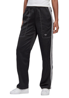 Women's Adidas Originals 3-Stripes Satin Track Pants