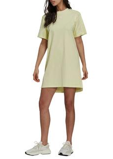 Women's Adidas Originals 3-Stripes T-Shirt Dress