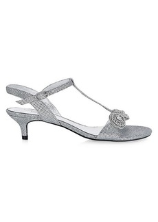 Adrianna Papell Tanner Embellished Heeled Sandals