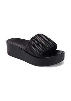 Aerosoles Aerosole Dada Platform Wedge Slide Sandal (Women)