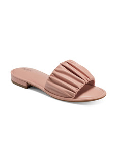 Aerosoles Jamaica Ruched Slide Sandal (Women)