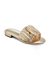 Aerosoles Jamaica Ruched Slide Sandal (Women)
