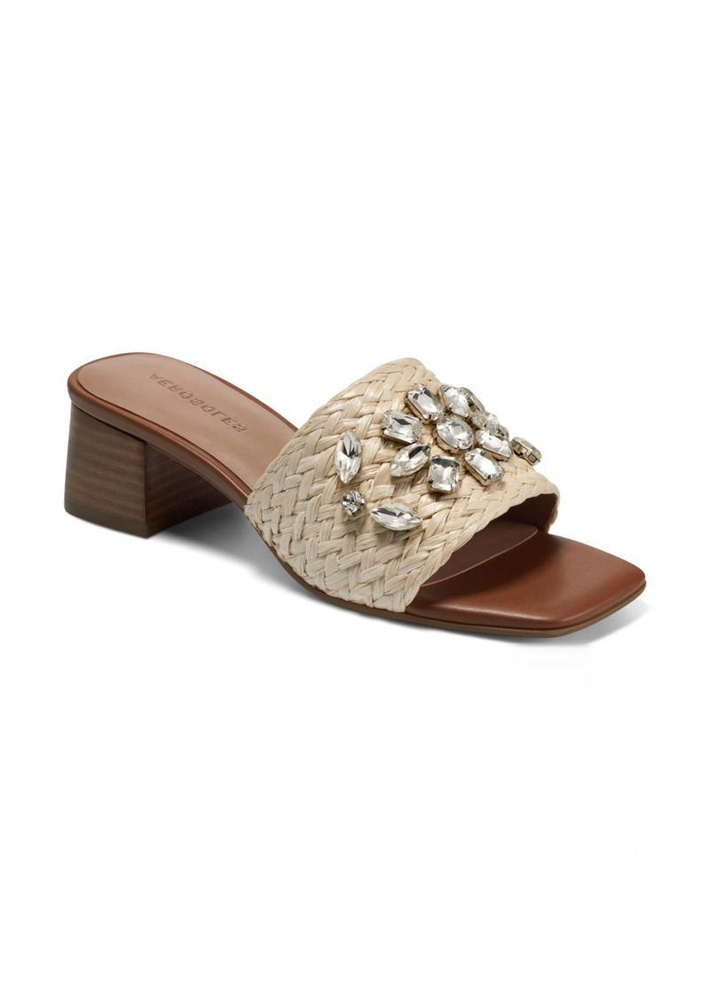 Aerosoles Raffia Slide Sandal (Women)