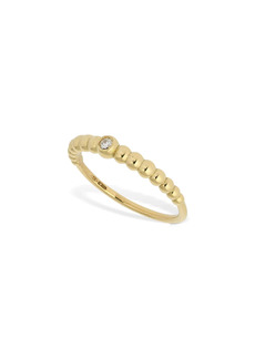 AG Adriano Goldschmied 18kt Gold & Diamond Ring