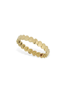 AG Adriano Goldschmied 18kt Gold Multiple Heart Ring