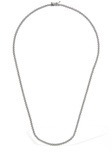 AG Adriano Goldschmied 18kt White Gold & Diamond Necklace