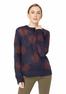 AG Adriano Goldschmied Women's Ansley Polka DOT Sweater