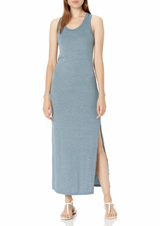 AG Adriano Goldschmied Women's Cambria Sleeveless Maxi Dress  XL
