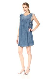 AG Adriano Goldschmied Women's Jennifer Dress  L