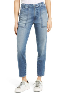 AG Adriano Goldschmied AG Caden Fatigue Ankle Denim Trousers