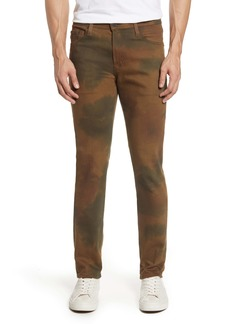 AG Adriano Goldschmied AG Dylan Extra Slim Jeans (Watercolor Camo Dried Grass)