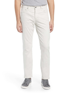 AG Adriano Goldschmied AG Everett Men's Slim Straight Leg Pants (Sulfur Wind Swept)