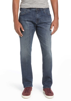 AG Adriano Goldschmied AG Graduate Slim Straight Leg Jeans (8 Years Scholar)