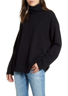 AG Adriano Goldschmied AG Haven Mock Neck Sweatshirt