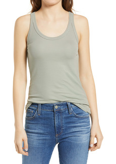 AG Adriano Goldschmied AG Jagger Ribbed Tank Top
