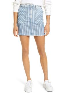 AG Adriano Goldschmied AG Lana Denim Miniskirt