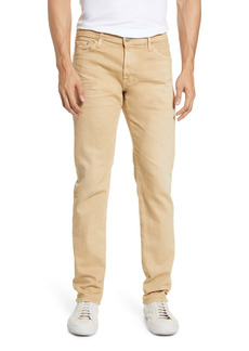AG Adriano Goldschmied AG Tellis Slim Fit Jeans (7 Years Sulfur Sandy Pail)