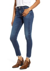 AG Adriano Goldschmied AG The Farrah High Waist Ankle Skinny Jeans (10 Years Illustrated) (Nordstrom Exclusive Color)
