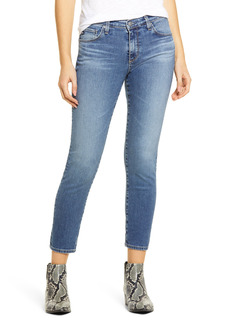 AG Adriano Goldschmied AG The Prima Straight Leg Crop Jeans