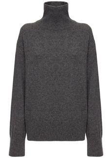 AG Adriano Goldschmied Cashmere Knit Turtleneck Sweater