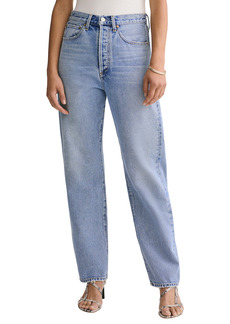 AGOLDE '90s High Waist Loose Fit Jeans (Snapshot)