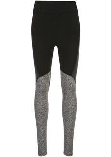 ALALA contrast panelled track pants