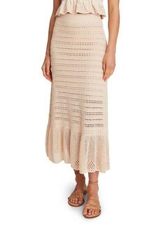 A.L.C. Amaya Midi Skirt