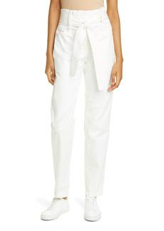 A.L.C. Coburn II Paperbag Waist Tie Belt Pants