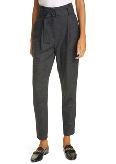 A.L.C. Diego Belted High Waist Pants