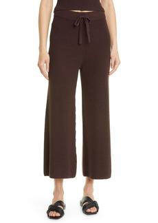 A.L.C. Martell High Waist Crop Flare Leg Pants