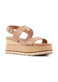 ALDO Onalisa Platform Wedge Sandal (Women)