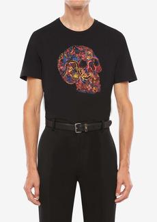Alexander McQueen London Skull Graphic Tee