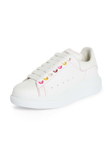 Alexander McQueen Oversized Low Top Sneaker (Women)
