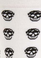 Alexander McQueen Skull Short Socks