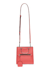 Alexander McQueen The Short Story Leather Shoulder Bag