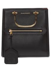 Alexander McQueen The Short Story Leather Shoulder Bag