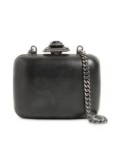 Alexander McQueen Mini Leather Clutch