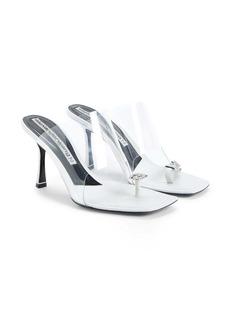 Alexander Wang Ivy PVC Mule Sandal (Women)