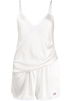 Alexander Wang draped playsuit all in one