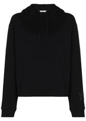 Alexander Wang Foundation tonal-logo hoodie