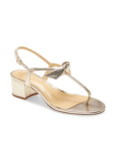Alexandre Birman Clarita Bow Slingback Sandal (Women)