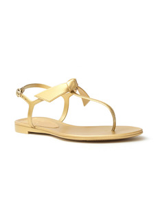 Alexandre Birman Clarita Metallic Jelly Sandal (Women)