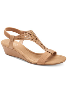 Alfani Women's Step 'N Flex Vacanzaa Wedge Sandals, Created for Macy's Women's Shoes