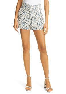Alice + Olivia Cady High Waist Shorts