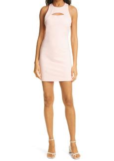 Alice + Olivia Gara Cutout Minidress
