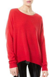 Alice + Olivia Roma Oversize Cashmere Sweater