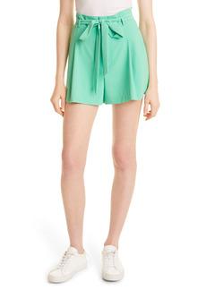 Alice + Olivia Steffie Paperbag Waist Shorts