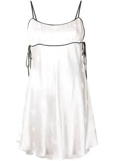 Alice McCall Hotel Lobby satin mini dress